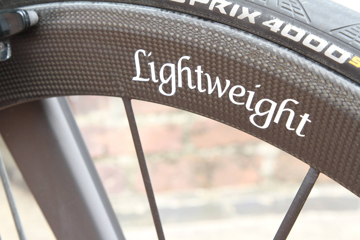 Lightweight Wheels